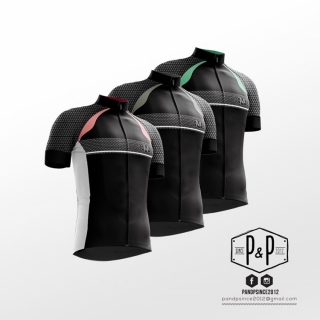 P&P Cycling Jersey (Men)