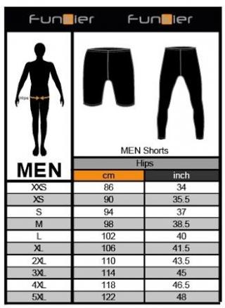 Funkier shorts (เป้ากล้วย) S-269 Camo