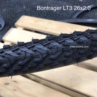 ยางนอกขอบลวด Bontrager LT3 ขนาด 26X 2.00