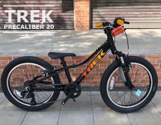 "2020 Trek Precaliber 20"" Boy's - Trek black"