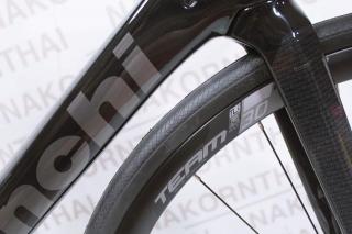 2021 Bianchi Sprint - Shimano Ultegra (สีดำ/เขียว celeste)
