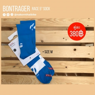 "Bontrager Race 5"" Sock [M EU40-42]"