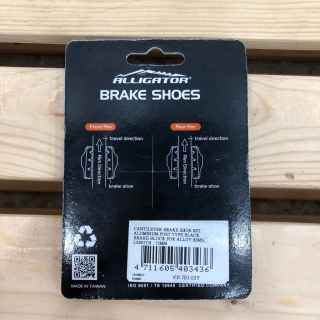 Alligator brake shoes VB-703-DIY
