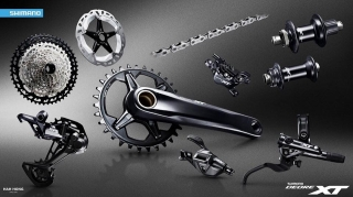 SHIMANO DEORE XT M8100 12-Speed