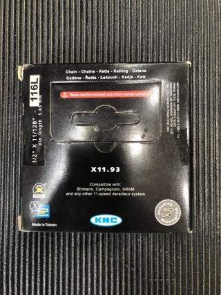 โซ่ KMC X11.93 11Speed 116L