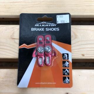 Alligator brake shoesRD-302-RED