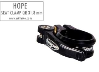 HOPE Seat Clamp - 31.8 Quick Releash
