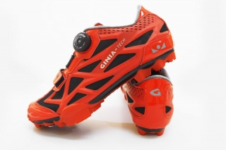 Ginia AB-332 MTB RED Size 43