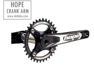 HOPE Crank Arm (165 , 170 mm.)