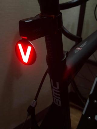 ไฟท้ายจักรยาน APOLLO : T01