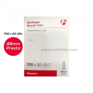 Bontrager Standard tube 700x20-25c /48mm Presta