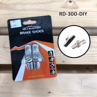 Alligator brake shoes RD-300-DIY