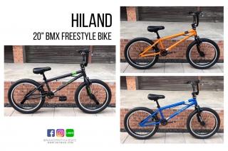 """Hiland 20"""" BMX FREESTYLE BIKE (มี 3 สีให้เลือก)"""