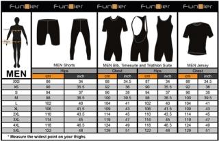 Funkier Gents Pro Summer Knees Tights (S303-C1)