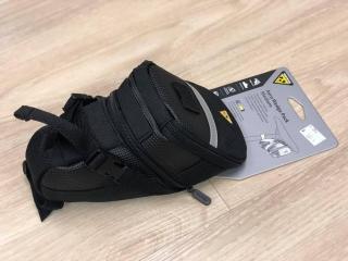 Tripeak - Aero Wedge Pack Size M (มีซิปขยายพื้นที่กระเป๋าอีก 20%)