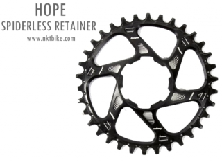 HOPE Spiderless Retainer (32T , 34T)