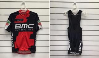 BMC Racing Team 2017 Jersey (ของแท้)