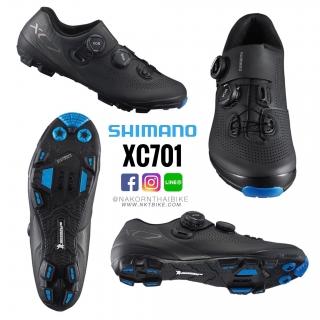 SHIMANO XC701 (BLACK) Size EU45 (28.5cm)
