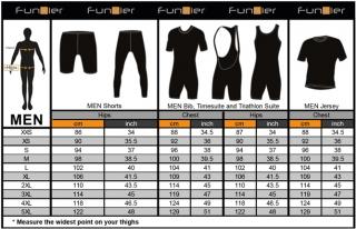 กางเกงขาสั้น Funkier S-210 (เป้าชาร์มัว)