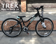 Trek Precaliber 24 - Black Mint