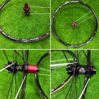 Sun Ringle Flag Pro 27.5 - Black/red [WM27]