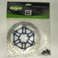 Hope  Saw Disc 160mm / 6bolt - Blue