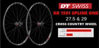 "DT Swiss XR1501 SPLINE ONE 27.5"" แกน 15/142 (wm05)"