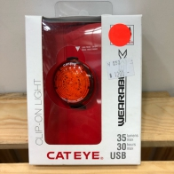 Cateye Clip on