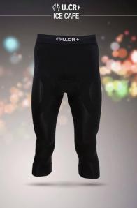 UCR+ ICE CAFE 7 point  - กางเกงขา3 ส่วน