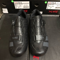 Lake CX176X - Black/Black(Gray) Size EU39-42