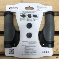 V-Grip - Ergonomic Lock - on grip  (v-er1ac/blk)