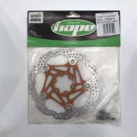 Hope - Floating Disc 160mm /6 bolt - Orange