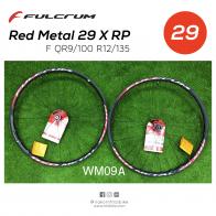 Fulcrum Red Metal 29 XRP F QR9/100 R9/135 [WM09A]
