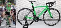 Ridley Noah SL Andre Greipel's Green Size XS