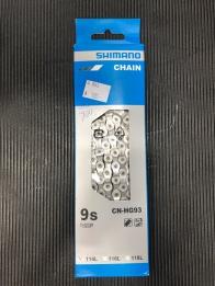 โซ่ Shimano 9 Sp CN-HG93 114L