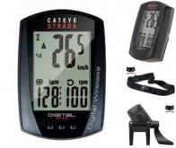 CATEYE  STRADA Wireless (HR+Cadence)