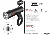Knog - PWR Trail (Power Bank 5000 mAh)