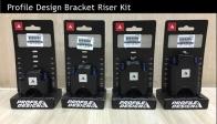 Profile Design Bracket Riser Kit
