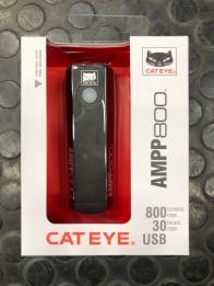 Cateye AMPP800 (800lumens) ตัวเครื่องทำจากอัลลอย