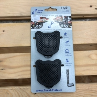 Pedal plate -แผ่นปิดรองเท้าคลีทสำหรับบันได look สำหรับเดิน