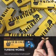 TURBINE อุปกรณ์ช่วยเพิ่มอากาศด้วยการหายใจ