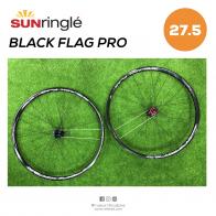 Sun Ringle Black Flag Pro 27.5 - Black/red [WM27]