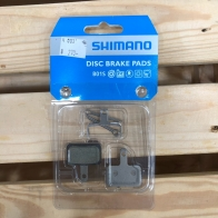 B01S Resin - Shimano Disc brake pads