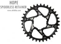 HOPE Spiderless Retainer (32T , 34T)
