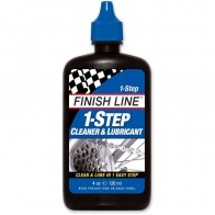 One Step Cleaner (Blue) - 4 Oz.